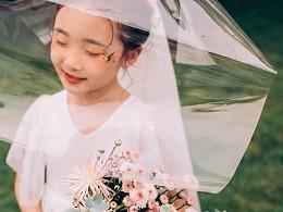 朝阳公园女童6