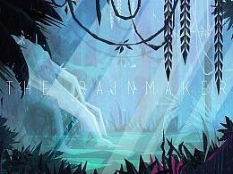 动画丨雨神 The Rainmaker丨法国高等设计学院(ECV)