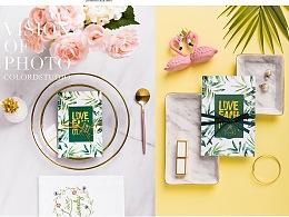 婚礼请柬拍摄 卡片拍摄 包装摄影