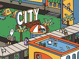 |构建城市|第一个城市: