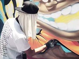 """用涂鸦""""武装""""过的街头,近期作品合集。"""