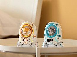品牌案例丨黄油猫太空舱充电宝