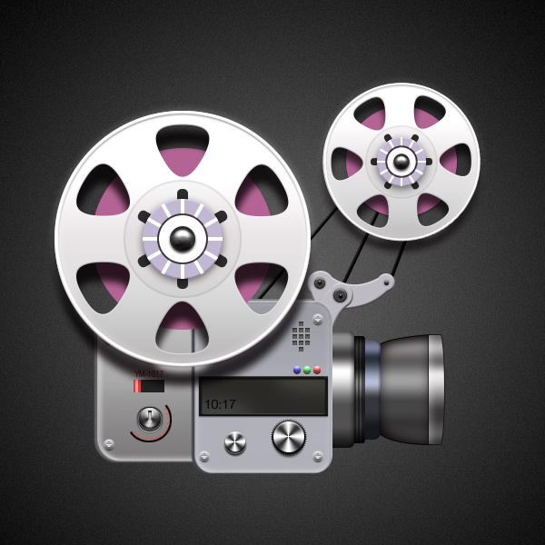 摄像机 录像机 放映机