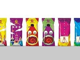 土特产品牌形象与包装设计