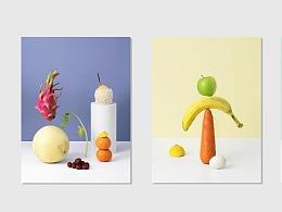 2020年1月食品摄影合集