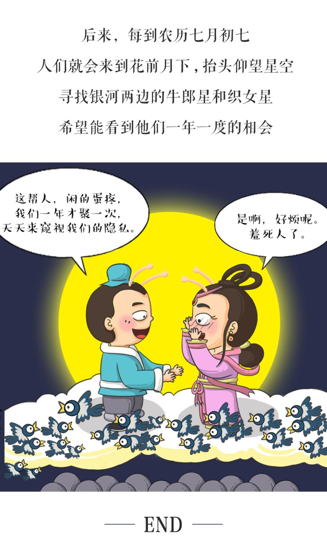 漫画禅-长篇之《蜗牛追织女》|中/牛郎漫画|linda漫画下载图片