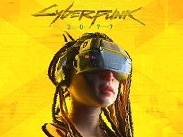 赛博朋克(Cyberpunk)人像