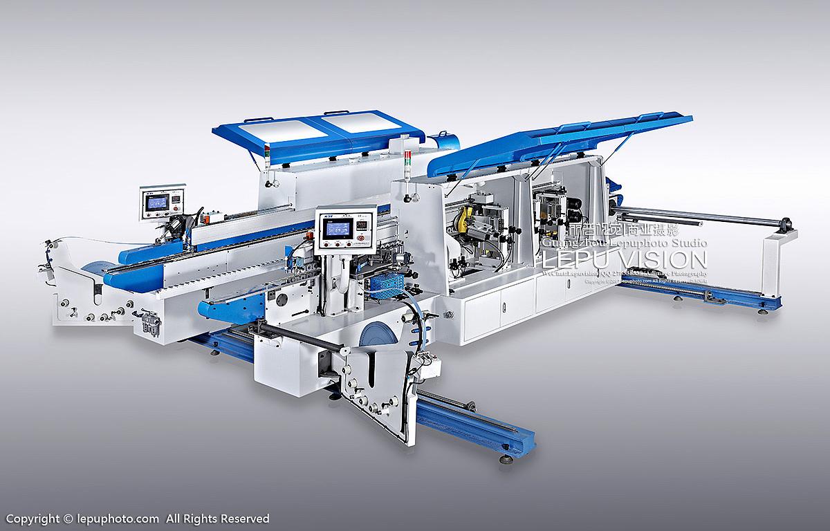 大型机器机械设备摄影