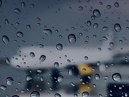 下雨天如何拍出雨滴、雨丝的效果?拍摄器材的选择