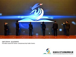 房山区大学生创新创业logo