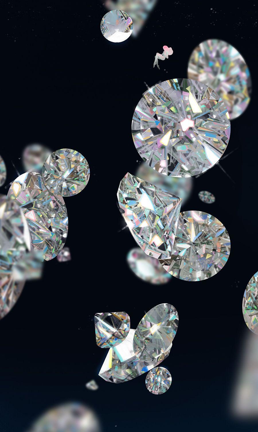 查看《宝石宇宙》原图,原图尺寸:2096x3508