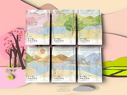 【粤汤味·时令版】汤料包装 by 澜帝品牌设计