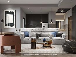 沉默的色彩——现代住宅