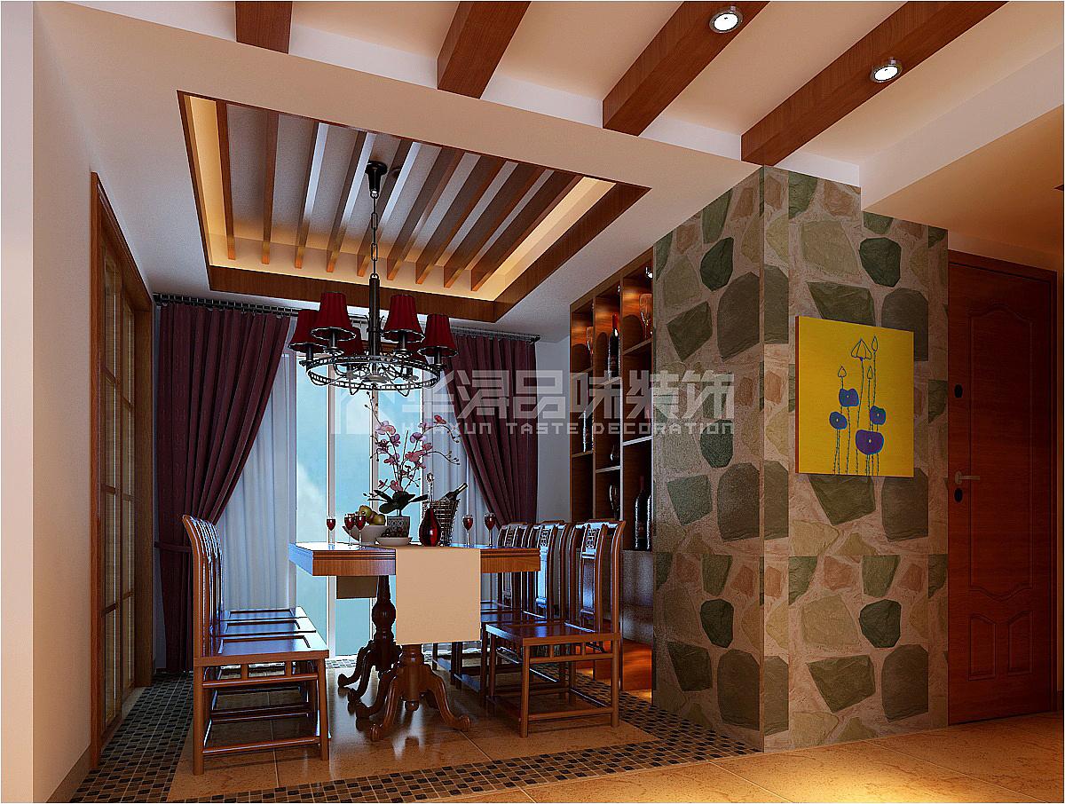 东南亚风格装修设计