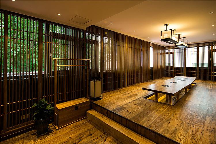 青岛餐厅设计装修案例——海牧场