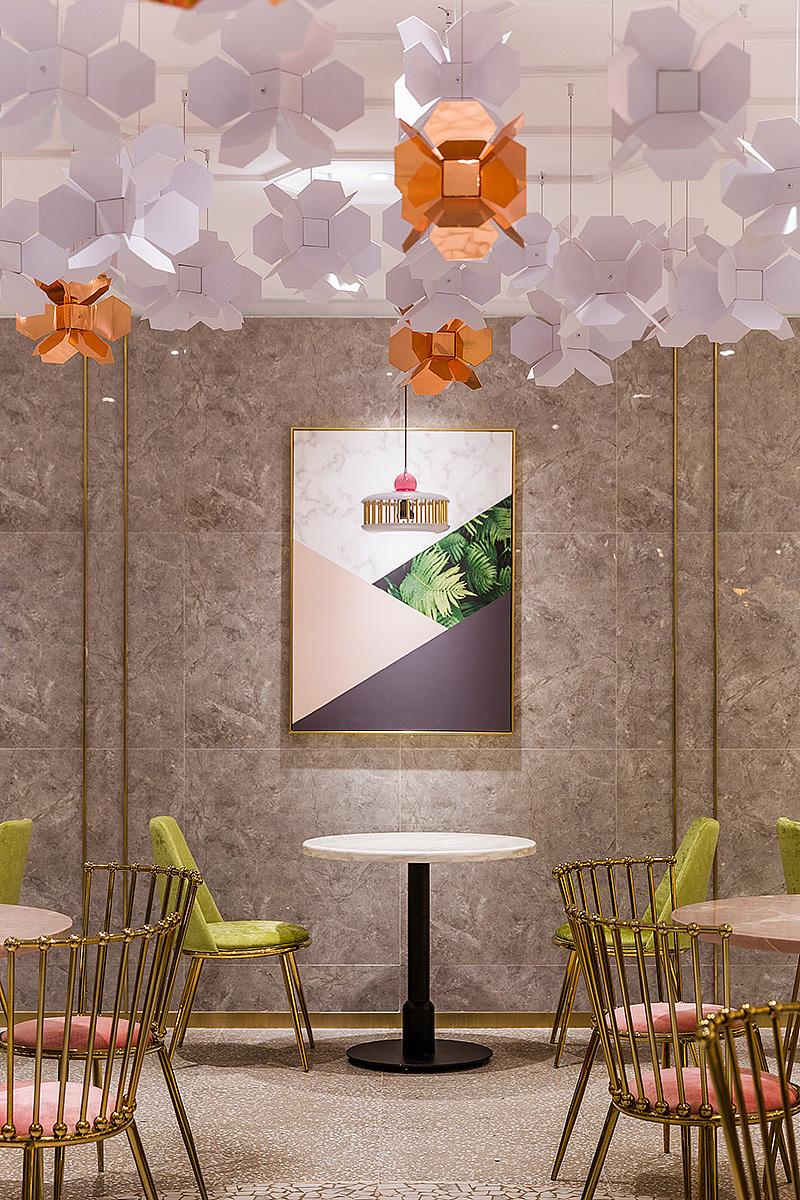 饮品/烘培品牌 · 餐饮空间设计_贝星 珠海店