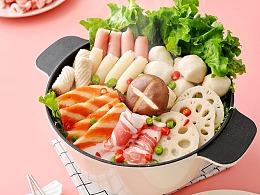 《麻辣烫也清新》 哈尔滨雷鸣摄影 美食 产品 环境摄影