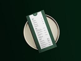 善恩案例 | 越南餐厅菜谱&咖啡券设计