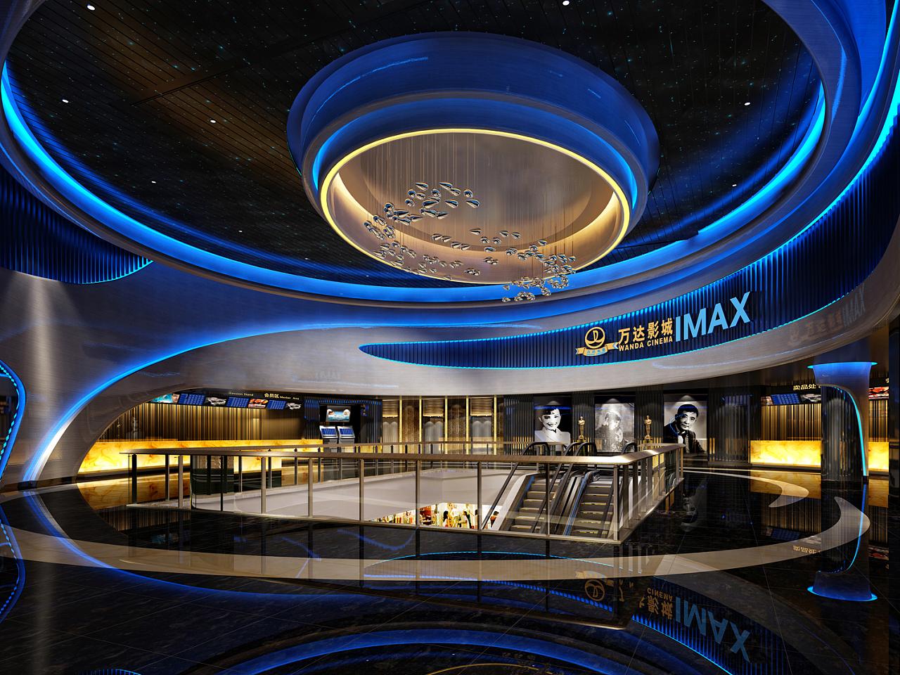 岛电影院先锋_成都电影院设计公司电影院设计