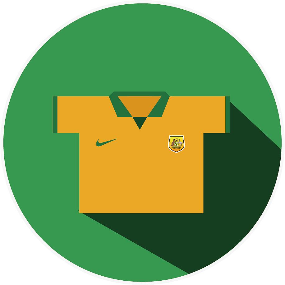 2014巴西世界杯球衣图标图片