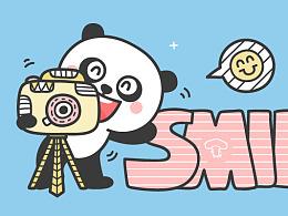 【微信表情】-熊猫奶盖(动画)
