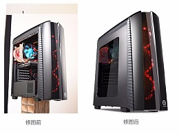 产品精修机箱精修电脑主机修图机箱精修电脑配件精修