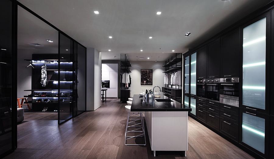 lucima全屋定制展厅设计|室内设计|空间|7kkde
