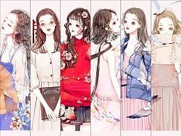 少女系列壁纸