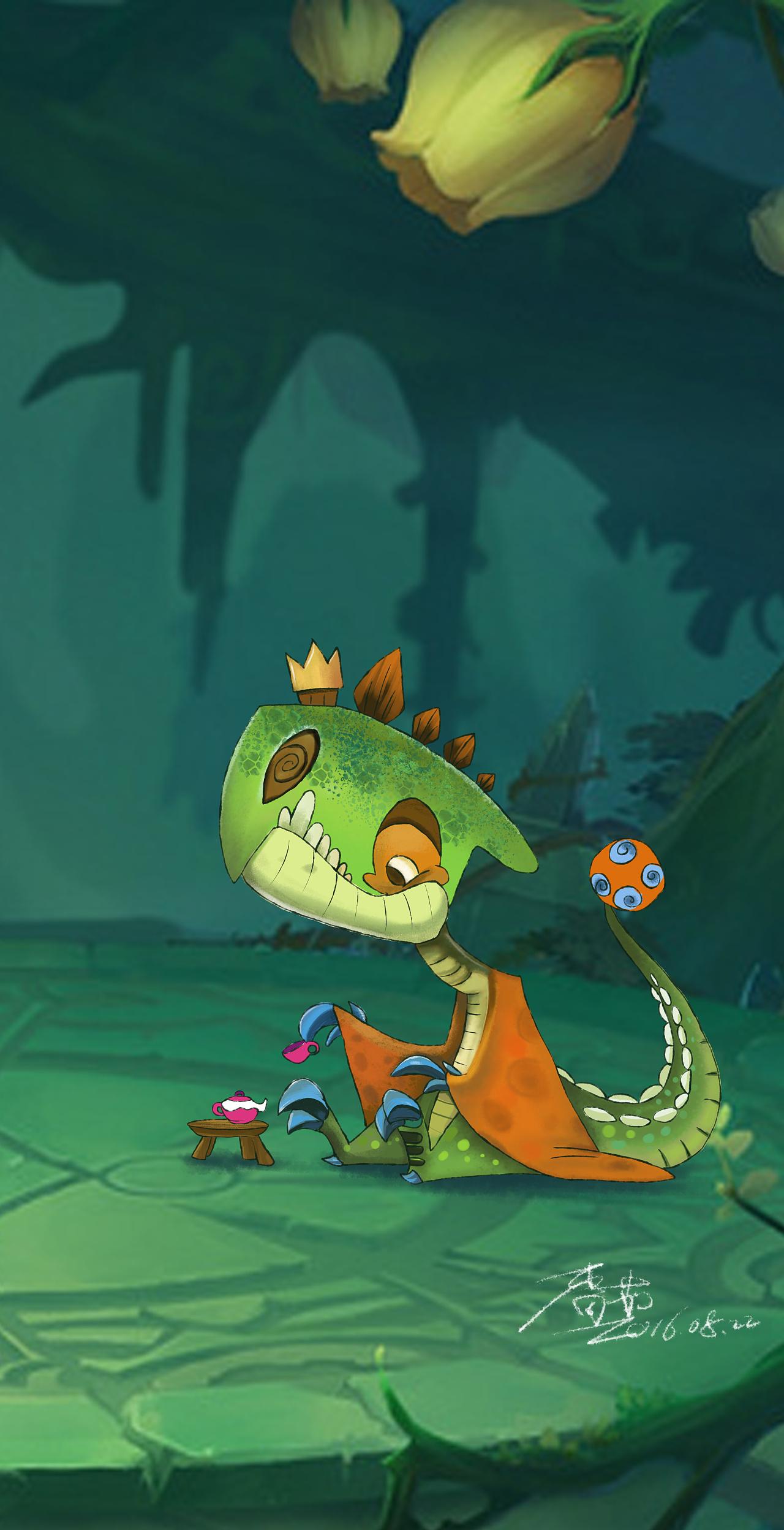 恐龙国王图片
