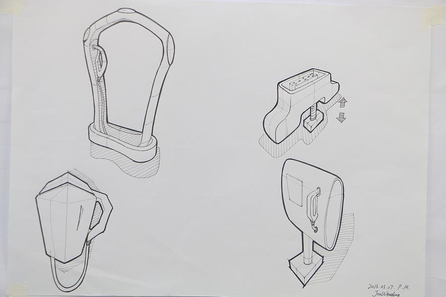 201603工业设计手绘图片