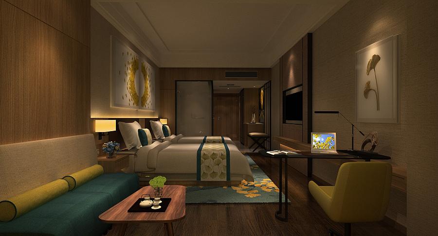 广联设计 成都主题酒店设计 成都民宿设计 成都度假酒店设计 成都精品