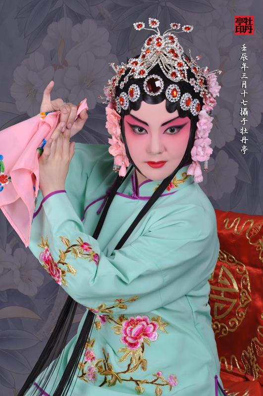 京剧人物造型写真,客片