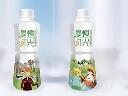 北京酸奶包装设计