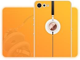 世界第一款动圈耳机-坚果Pro2保护套设计