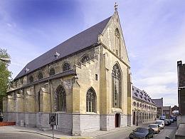 曾经的哥特教堂,如今是最美书店!I 马斯特里赫特·天堂书店