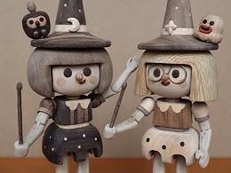Ale与Zoe的魔法世界-Moil's handmade