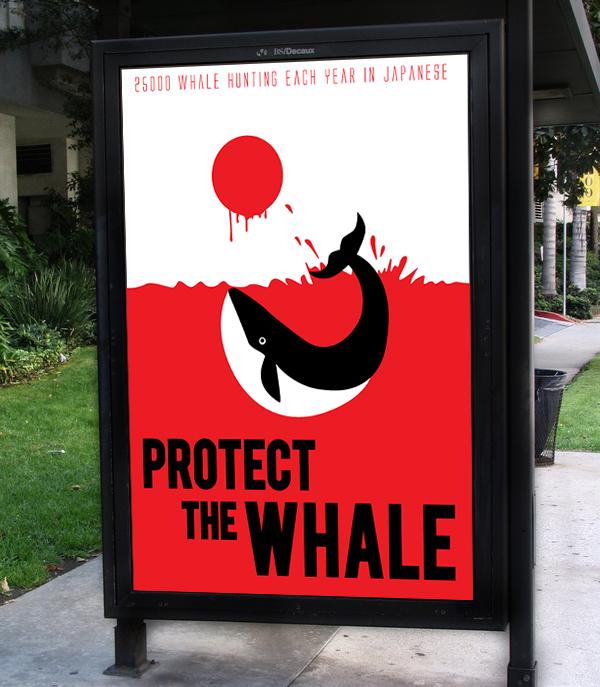 国际动物保护组织公益广告|海报|平面|阿