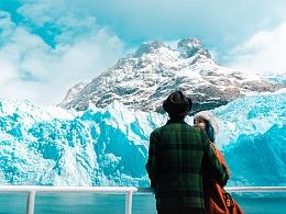 旅拍幕后:遇见世界尽头最美的蓝色,阿根廷冰川巡游!