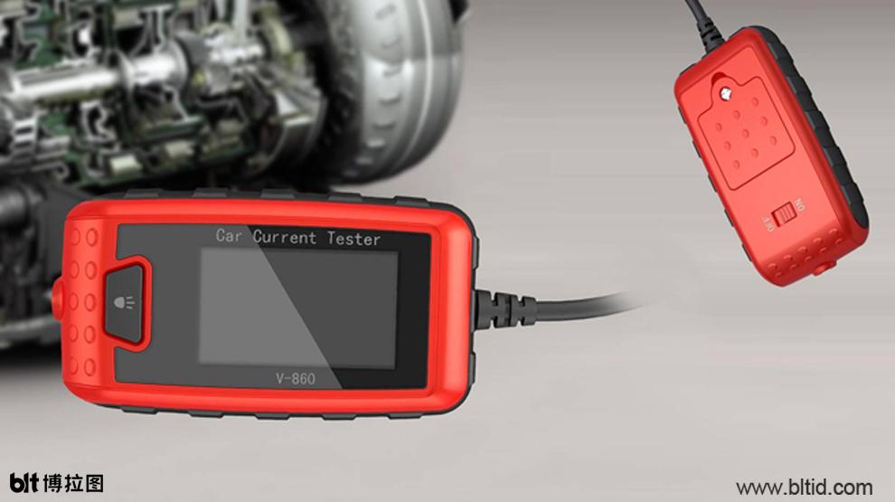电路检测仪设计开发