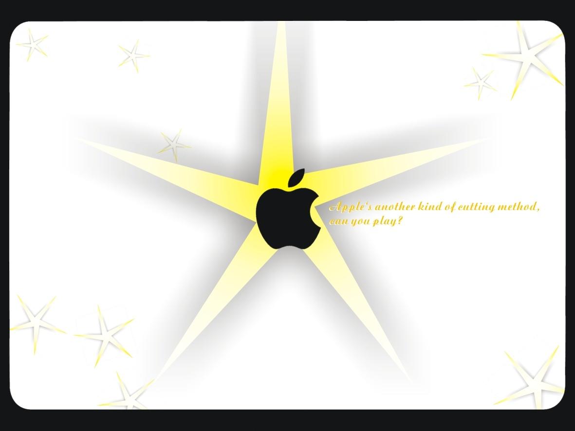 苹果创意皮肤设计