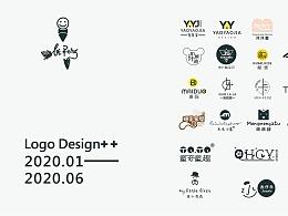 2020上半年 童装logo设计