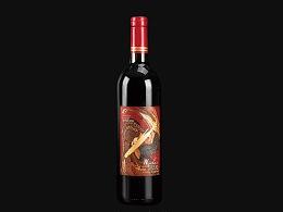 锦上之笔西班牙葡萄酒产品设计