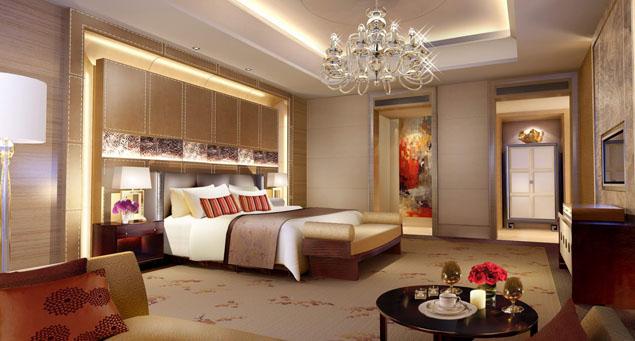 凯里专业酒店装修设计公司《天豪商务酒店》|室内
