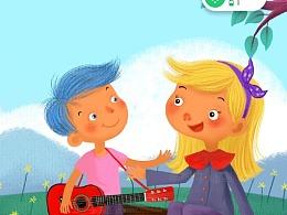 我弹琴,姐姐唱歌可好
