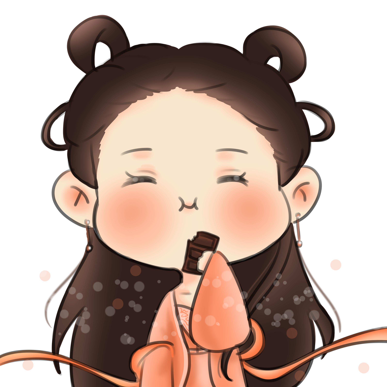 【赵丽颖】绘画系列|动漫|肖像漫画|杜番茄 - 原创图片