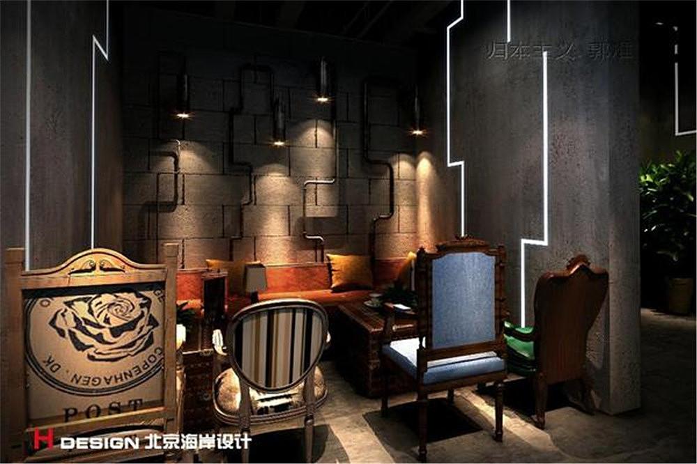 河北秦皇岛咖啡餐饮资料设计案例北京海岸设计建筑设计专业间互提缘起图片