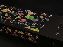BRAND WORKS | 茶品牌 千峰翠色 品牌包装