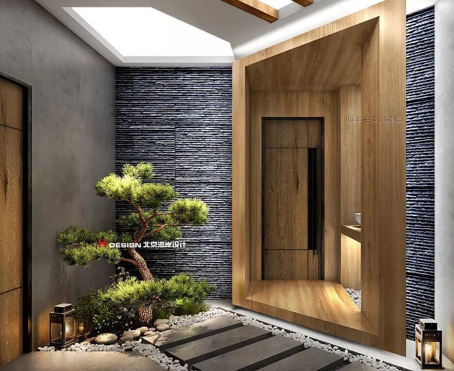 蓬莱餐饮空间空间设计|茶室|室内设计|海岸v餐饮如何绘制xls表格图片