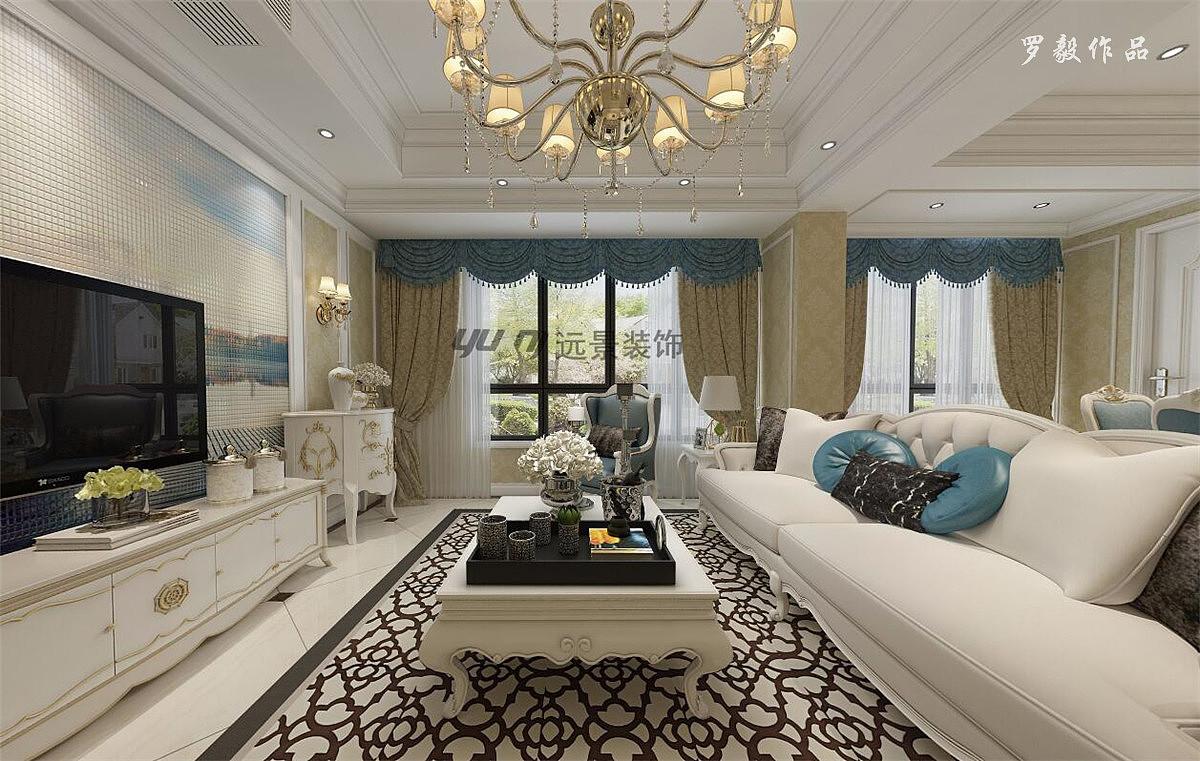 重庆北岸江山90平新中式风格,硬装完工实拍图,13万造价高性价比