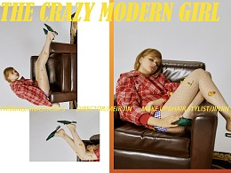 「The Crazy Modern Girl 」
